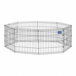 Метално заграждение 8 панела, размер 63X63 см