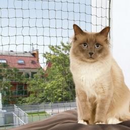 Trixie Предпазна мрежа за котки  200х150 см.