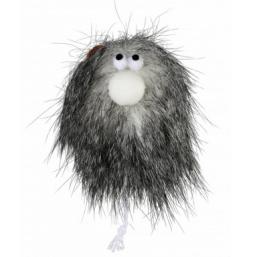Trixie Shaggy Ball , с дълги коси 6 см.