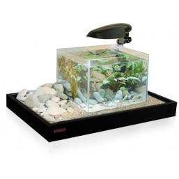 Поставка за аквариум черна 50x43x7cm.