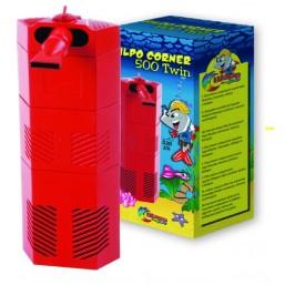Филтър за аквариум 500 - червен