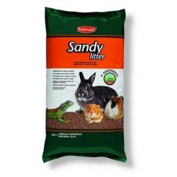 Sandy litter