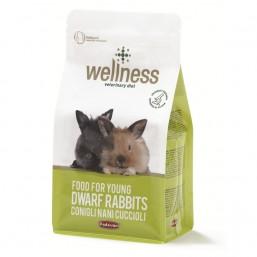 Wellness Junior Премиум храна за мини зайци