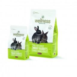 Wellness Adult Премиум храна за мини зайци- 3кг.