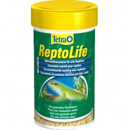 Tetra ReptoLife Хранителен концентрат за влечуги 100мл.