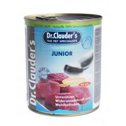 Dr.Clauder Selected Meat Immun Plus Junior 400 гр.- за кученца от 1 до 12 мес.