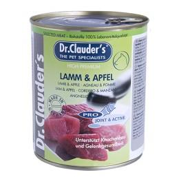 Dr.Clauder Selected Meat Lamm Apfel  400гр. - агнешко и ябълки за кученца със ставни проблеми