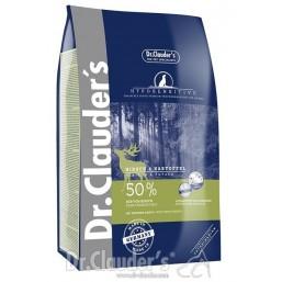 Dr.Clauder Best Choice Super Premium Venison & Potato AB 11.5кг. – Супер премиум суха храна за кучета от всякакви породи с еленско месо и картофи в зряла възраст