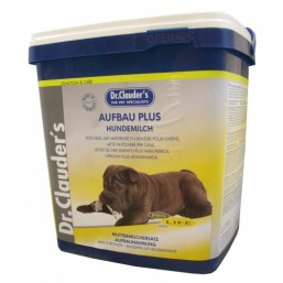 Dr.Clauder Buildup Plus 2.5кг. Сухо мляко за кучета Снабдява бебешкия организъм с всички необходими вещества, които само майчиното мляко може да осигури.