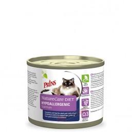 Prins Nature Care Diet Cat HYPOALLERGIC Salmon 200гр.консервирана, лечебна храна за котки с кожни проблеми и / или чревни оплаквания