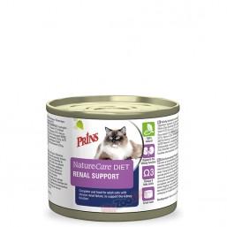 Prins Nature Care Diet Cat RENAL SUPPORT 200гр. консервирана лечебна храна за котки с бъбречна недостатъчност