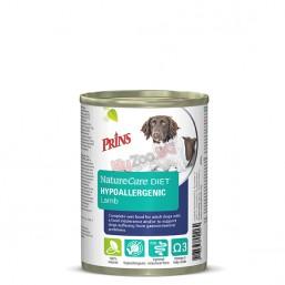 Nature Care Diet Dog HYPOALLERGENIC Lamb 400гр. Консервирана, лечебна храна за кучета с гастро-интестинални проблеми