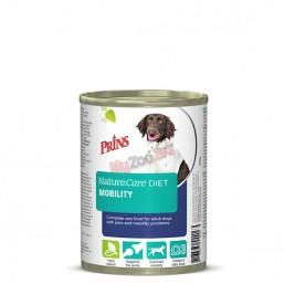 Nature Care Diet Dog MOBILITY 400гр. Консервирана, лечебна храна за кучета с проблеми в опорно-двигателната функция