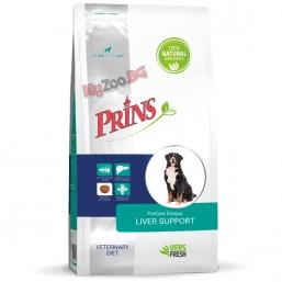 Prins ProCare Diet LIVER SUPPORT 10кг. Лечебна храна за кучета с чернодробни проблеми.За поддържане на чернодробната функция при хронична чернодробна недостатъчност.