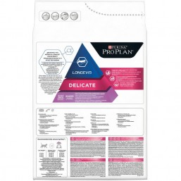 Pro Plan Delicate Senior 7+  1.5 кг. с пуешко месо, за котки над 7 годишна възраст