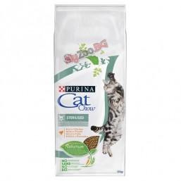 Cat Chow Special Care Sterilised 15кг. - пълноценна храна за кастрирани котки над 12 месеца