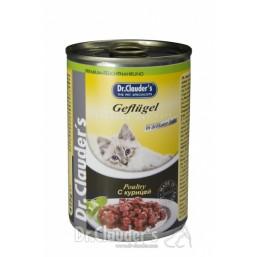 Dr.Clauder Premium 415гр. - с пилешко месо
