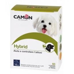 Hybrid tablets за поддържане на физиологично рН на лигавиците, като помагат за контролиране на лошите миризми