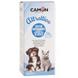 Puppy kitten trainer - ATTRATTIVO Помага на вашият любимец да се облекча върху постелката или памперса.