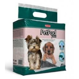 PET PAD (хигиенна постелка)60x60 10бр CARBON