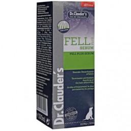 Dr.Clauder Fell Plus Serum 100мл. - Серум за контрол на линеенето, заздравява предпазва козината и спомага на косопада на старата козина.