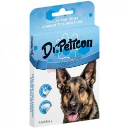 Dr. Peticon Collar Dog - BIO противопаразитен нашийник 75 см - BIO продукт Унгария