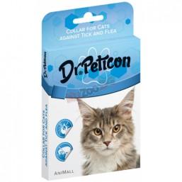 Dr. Peticon Collar Cat - BIO противопаразитен нашийник 43 см - BIO продукт Унгария