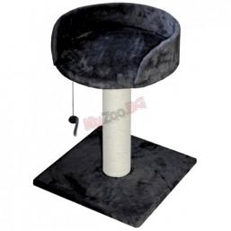 Драскалка ASTI 30x30x45 см - черен, NOBBY