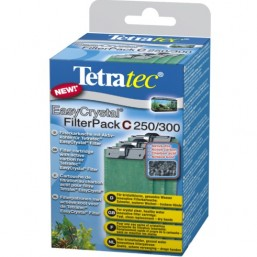 Касети за филтър Tetratec EasyCrystal C250/300 с активен въглен