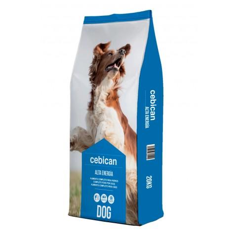 CEBICAN ALTA ENERGIA 20 кг.Подходяща за кучета изразходващи много енергия Протеин: 30% Мазнини: 12%
